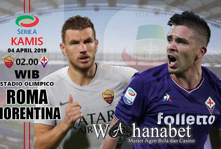 pertandingan roma vs fiorentina