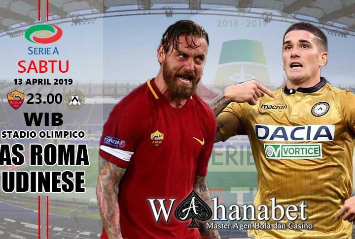 pertandingan roma vs udinese