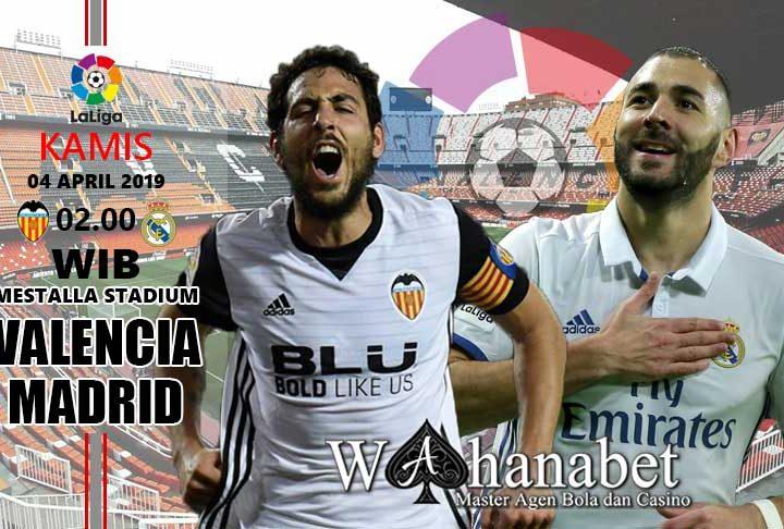 pertandingan valencia vs real madrid