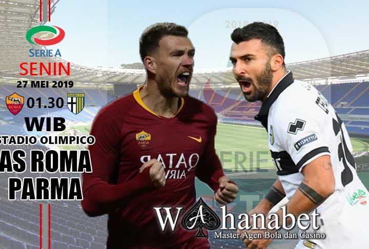 pertandingan roma vs parma