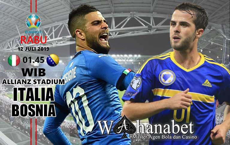 pertandingan italia vs bosnia