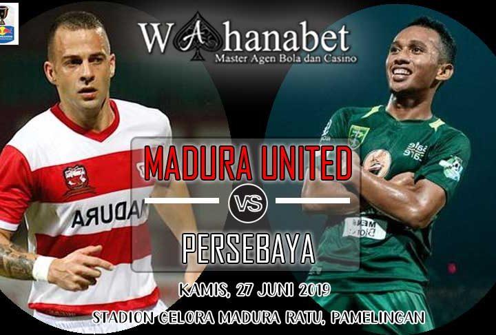 pertandingan madura united vs persebaya