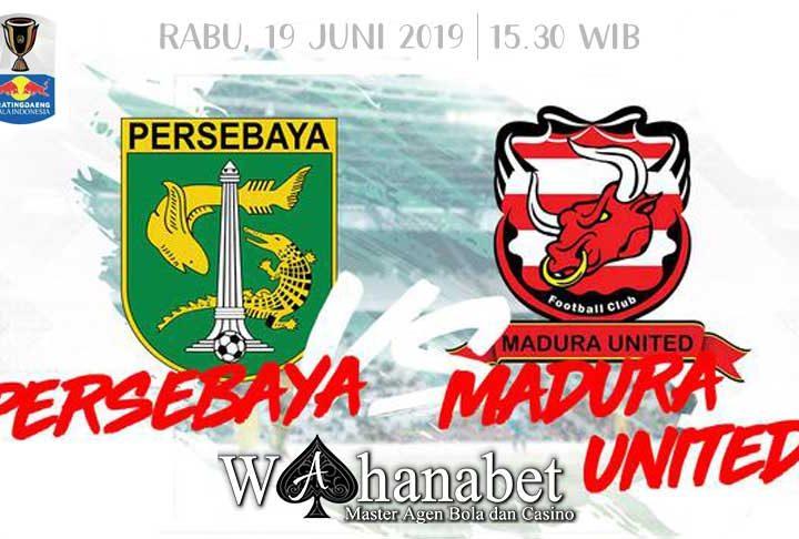 pertandingan persebaya vs madura united