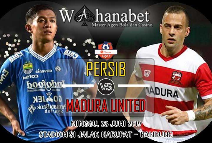 pertandingan persib vs madura united
