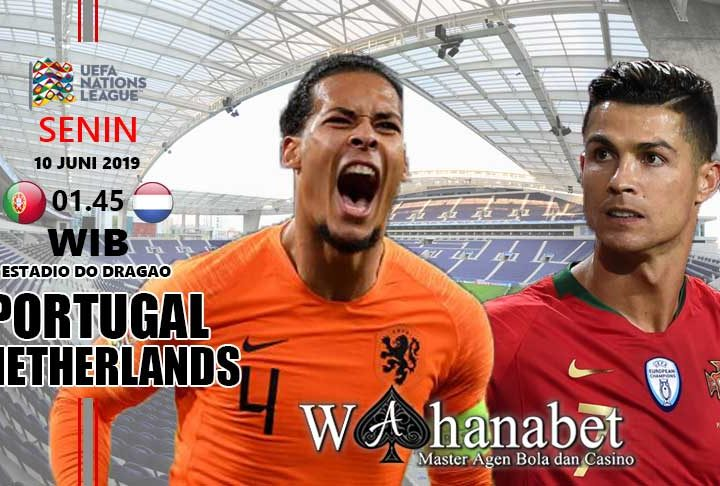 pertandingan portugal vs belanda