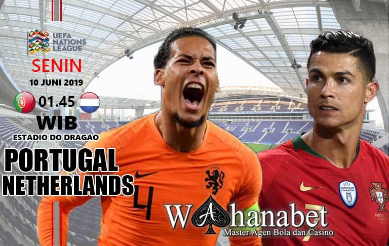 pertandingan portugal vs belanda