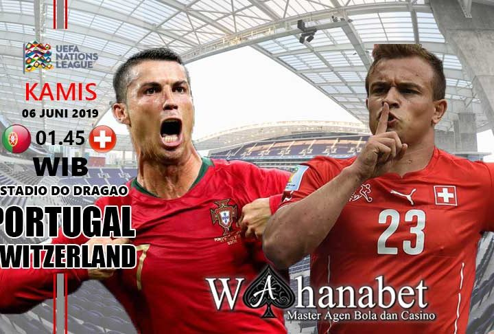 pertandingan portugal vs switzerland