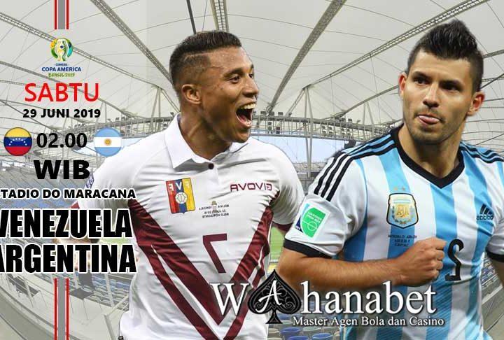 pertandingan venezuela vs argentina