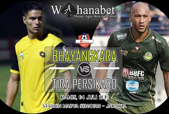 pertandingan bhayangkara vs tira persikabo