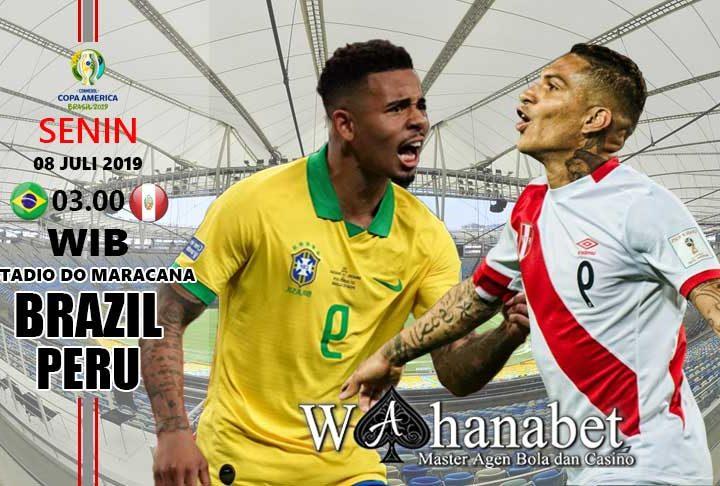 pertandingan brasil vs peru