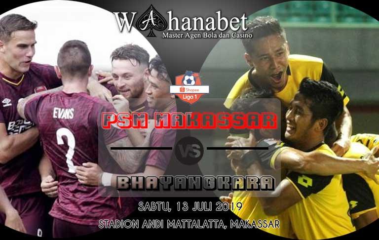 pertandingan psm vs bhayangkara