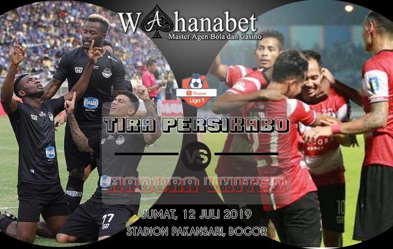 pertandingan tira persikabo vs madura united