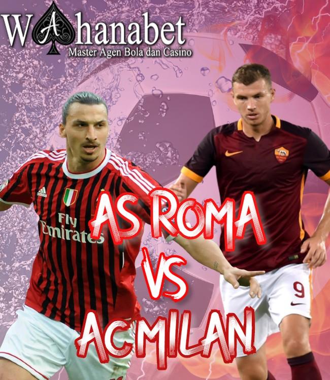 Prediksi Bola AC Milan vs AS Roma 27 Oktober 2020
