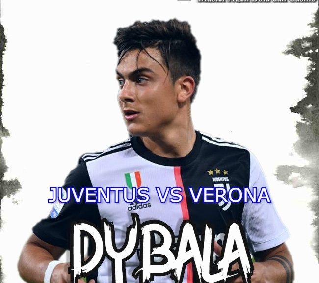 Prediksi Bola Jitu Juventus vs Hellas Verona 26 Oktober 2020