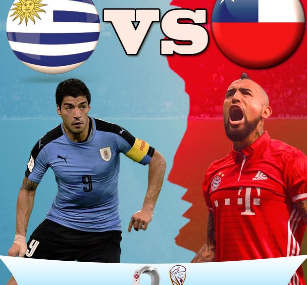 Prediksi Kualifikasi Piala Dunia 2022 Uruguay vs Chile 09 Oktober 2020