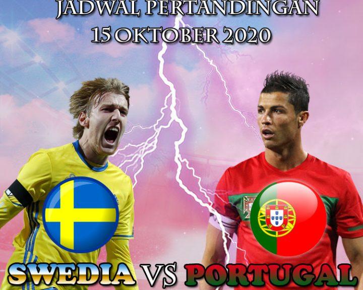 Prediksi Pertandingan Bola Portugal Vs Swedia 15 Oktober 2020
