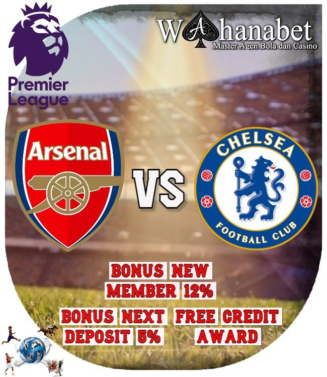 Prediksi Hasil Bola Arsenal vs Chelsea 27 Desember 2020