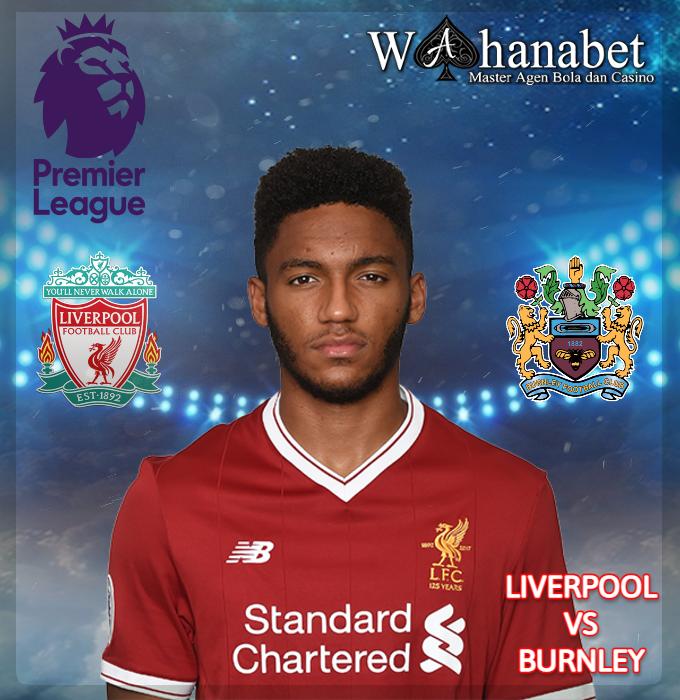 Prediksi Bola Antara Liverpool vs Burnley 22 Januari 2021