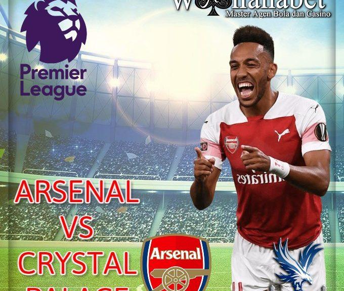 Prediksi Skor Bola Arsenal vs Crystal Palace 15 Januari 2021